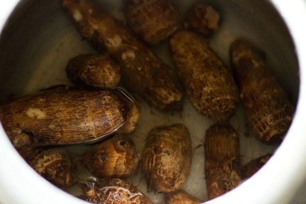 arbi for arbi fry recipe