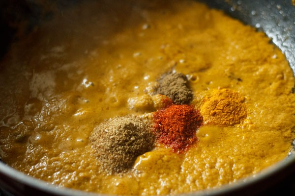 spices for aloo biryani recipe
