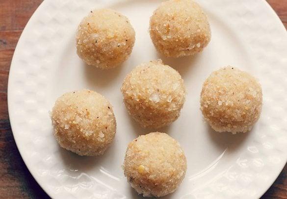 coconut ladoo recipe