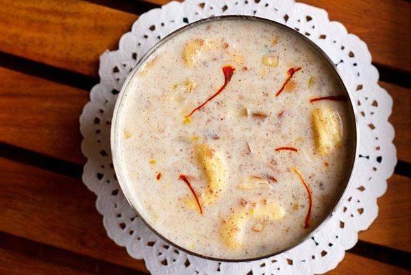 ragi kheer recipe