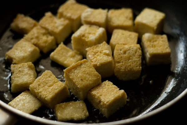 frying tofu for salt and pepper tofu recipe