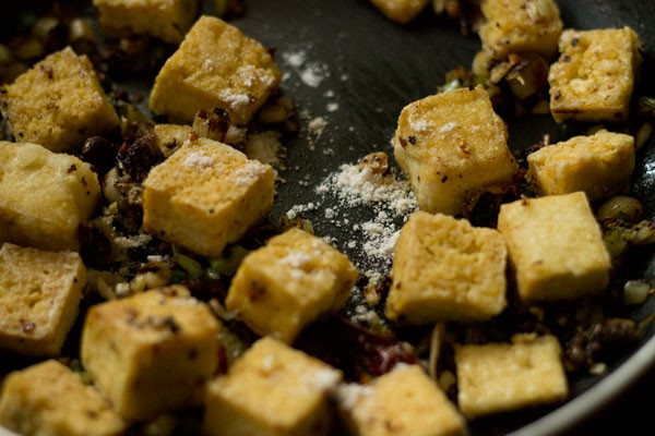 salt for salt and pepper tofu recipe