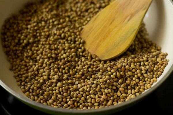 making sambar powder recipe