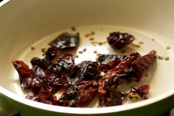 chilies for sambar powder recipe