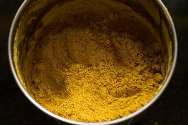 haldi for sambar powder recipe