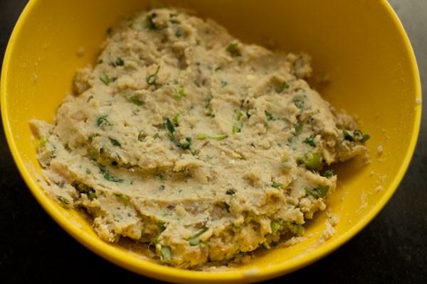 making suran vada recipe