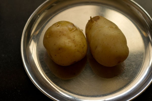 potatoes for potato sev recipe