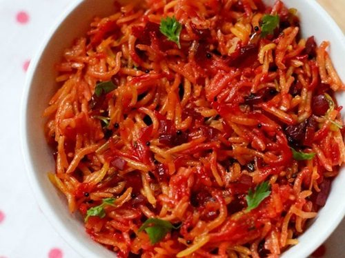 beetroot pulao recipe