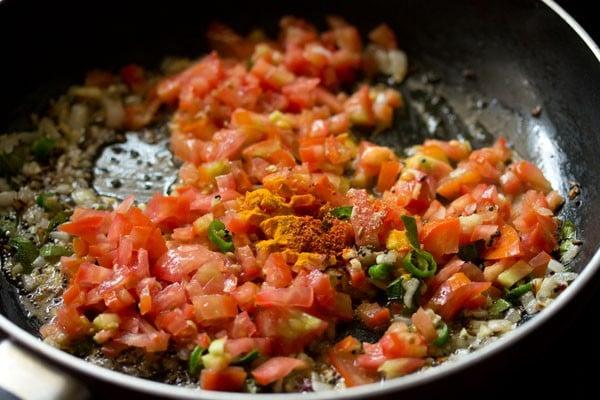 spices for bread upma recipe
