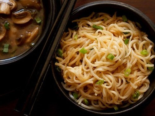 chilli garlic noodles recipe