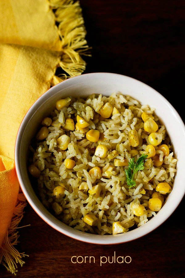 Easy to make indian rice recipes