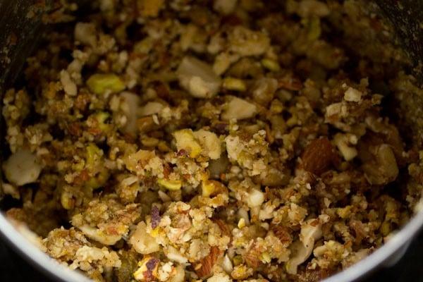 dry fruits for dry fruits barfi recipe