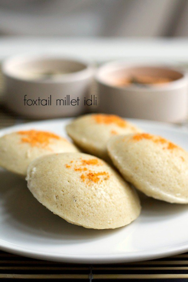 thinai idli recipe, how to make foxtail millet idli recipe