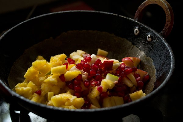 fruits for fruit kesari recipe
