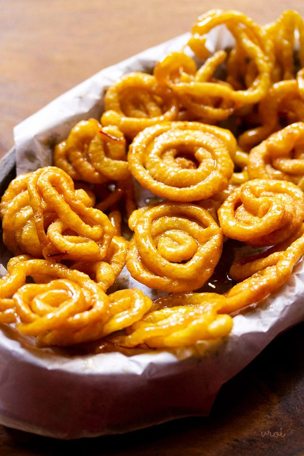 jalebi recipe easy