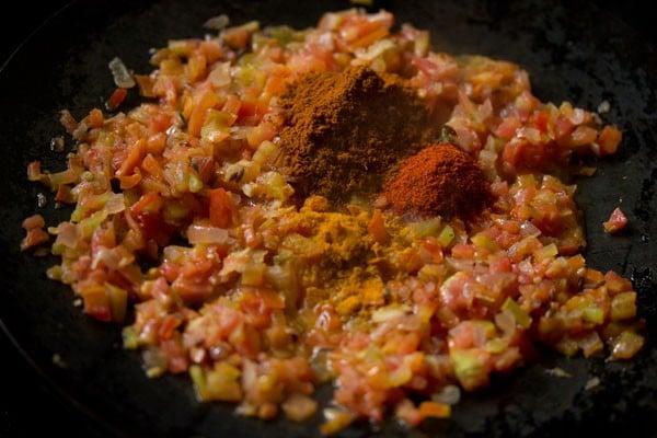 spices for masala pav recipe