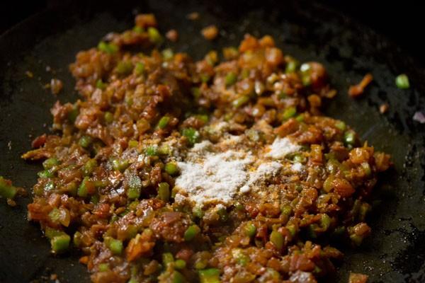 salt for masala pav recipe