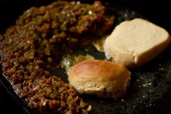 pav for mumbai masala pav recipe