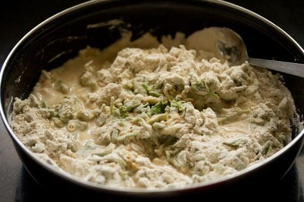 making methi poori recipe