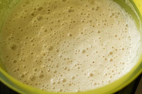 yeast solution for laadi pav