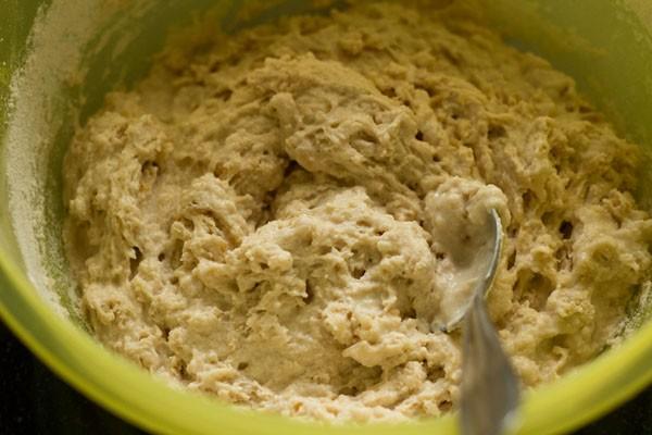 making pav dough