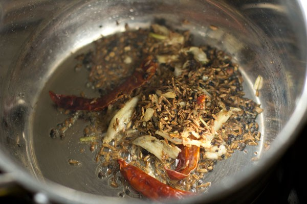 spices for pineapple rasam recipe