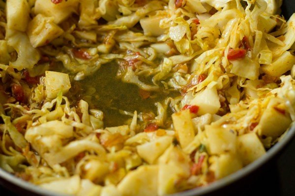 Cabbage and potato recipes easy