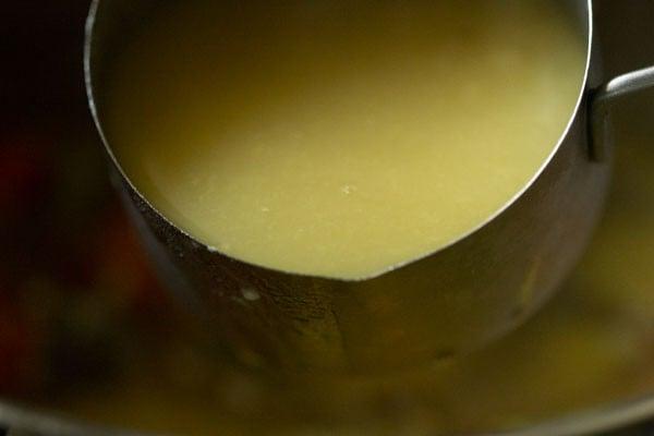 making mangalore style veg sambar recipe