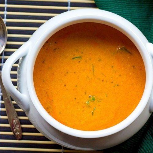 vendhaya mor kuzhambu recipe
