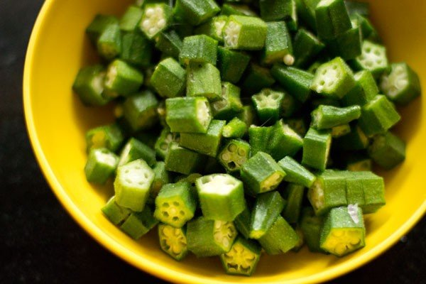 bhindi for bhindi fry recipe