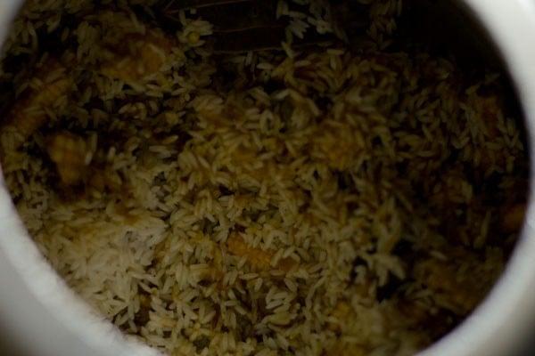 making baby corn rice recipe