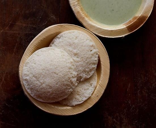 cooked rice idlis recipe