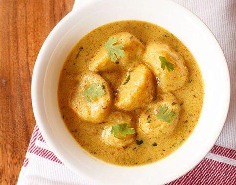 dum aloo restaurant style recipe