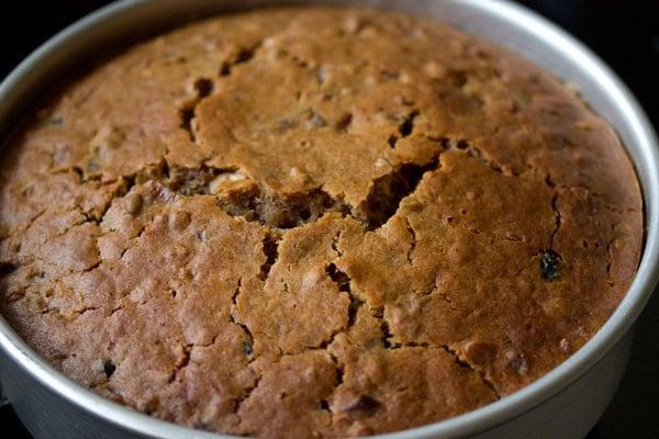 Eggless Plum Cake Recipe Kerala