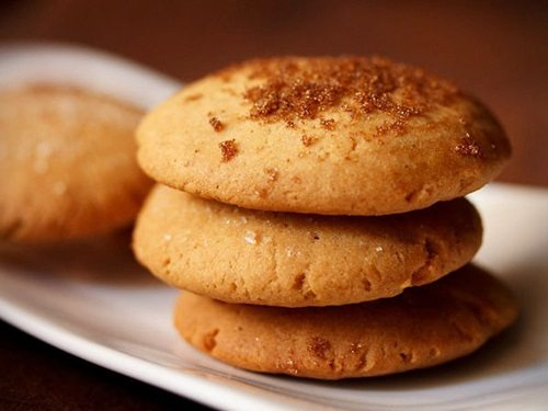 eggless gingerbread cookies recipe