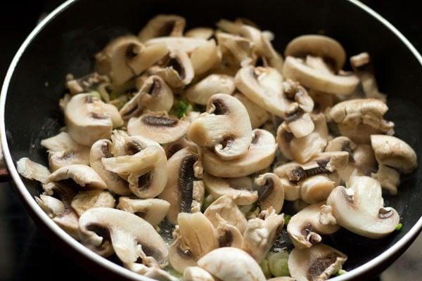 mushrooms for garlic mushroom recipe