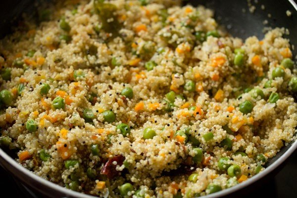 how to add quinoa to food recipes