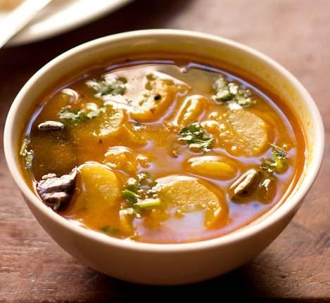 mullangi sambar recipe