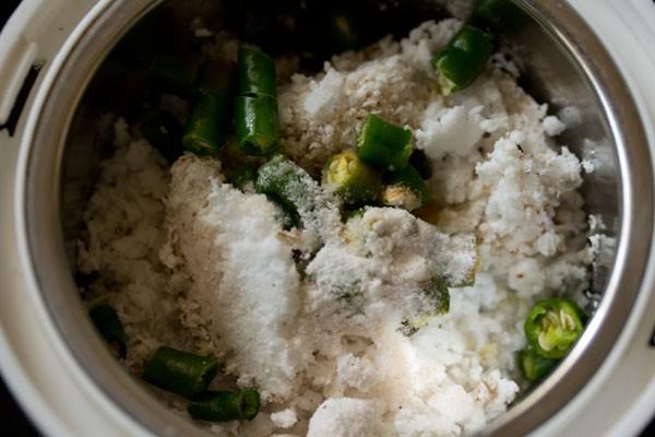 davangere coconut chutney recipe