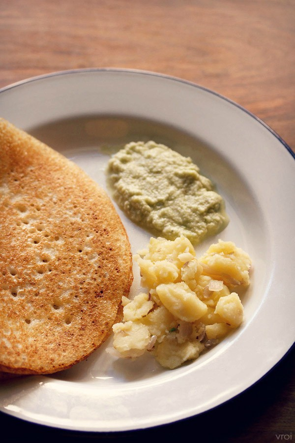 davangere potato palya recipe
