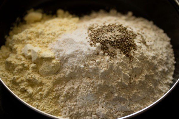 flour for missi roti recipe