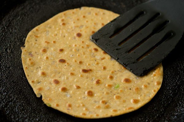 making missi roti recipe