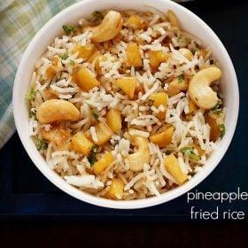 pineapple fried rice recipe_1