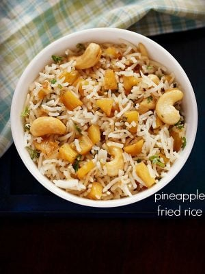 pineapple fried rice recipe_1