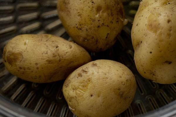 potatoes for potato palya recipe