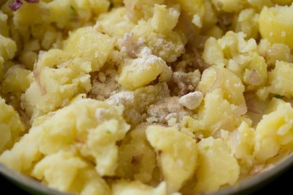 making potato palya recipe