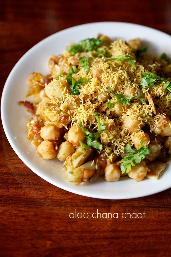 chaat recipe