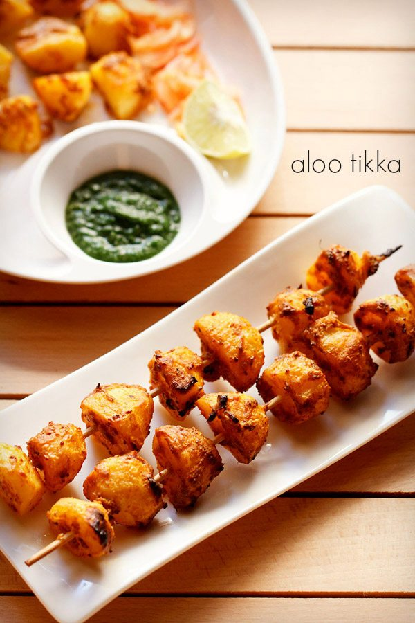 aloo tikka recipe