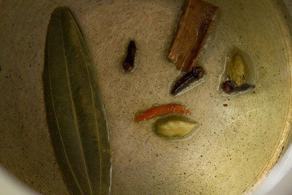 spices for chutney pulao recipe