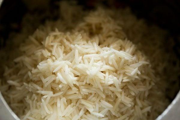 making chutney pulao recipe